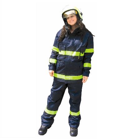 Ľahký zásahový oblek pre hasiča PATROL, EN 15 614